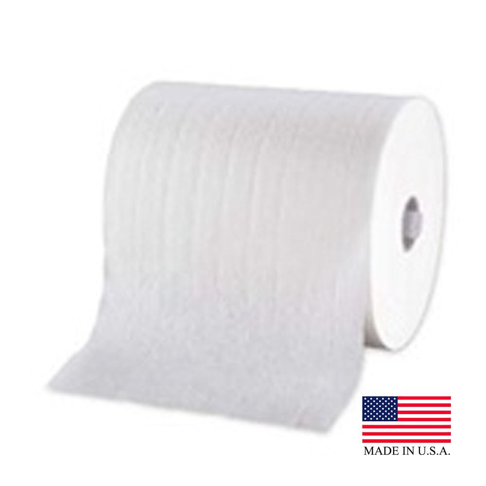 "Georgia Pacific White 8""x425' Enmotion Premium Touchless Roll Towel 89410"