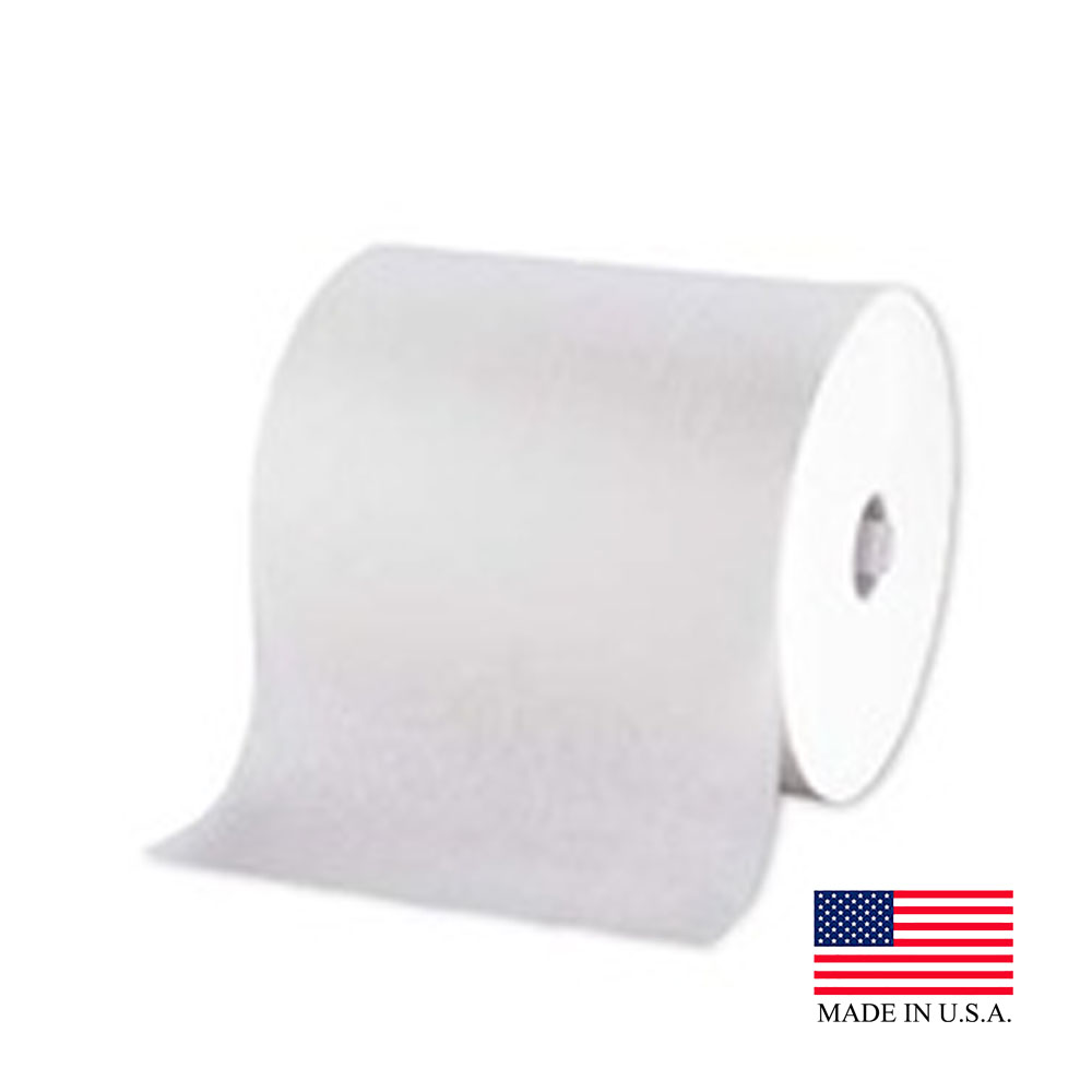 "Georgia Pacific White 8""x700' Enmotion High Capacity Touchless Roll Towel 89430"