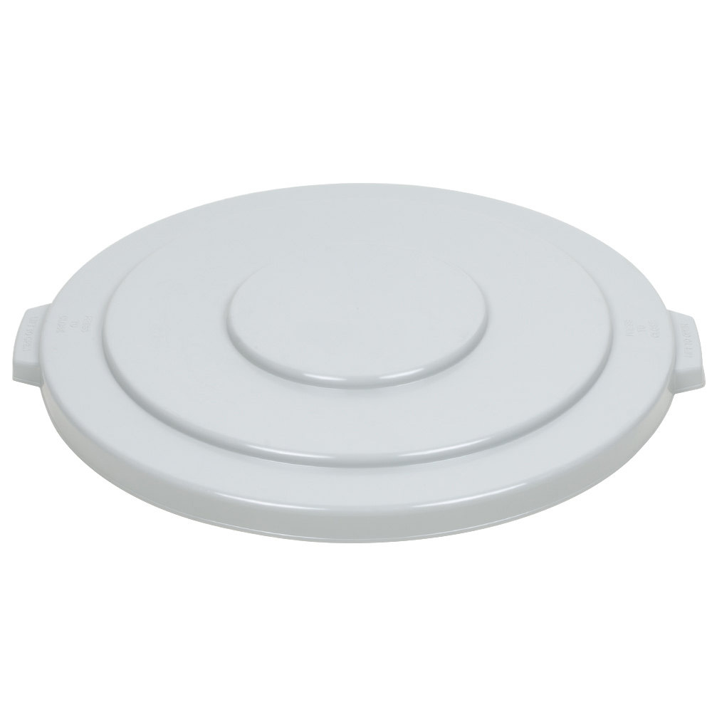 Impact Products Grey 55 Gallon Round Lid 5501GY