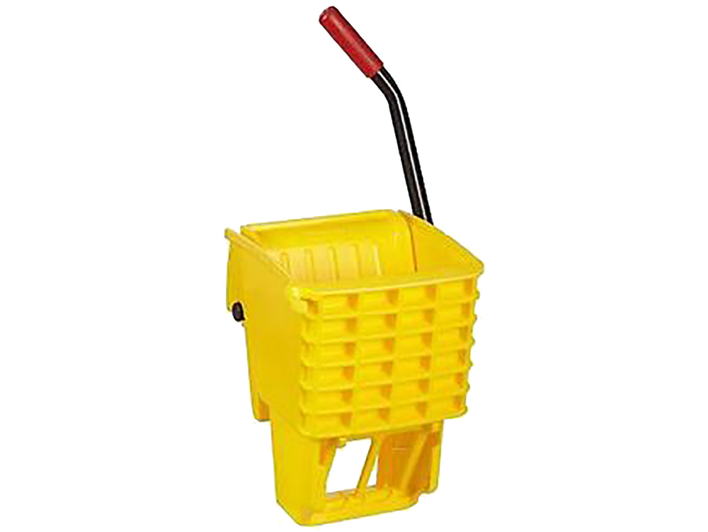 Rubbermaid Yellow Side Press Wringer FG612788YEL