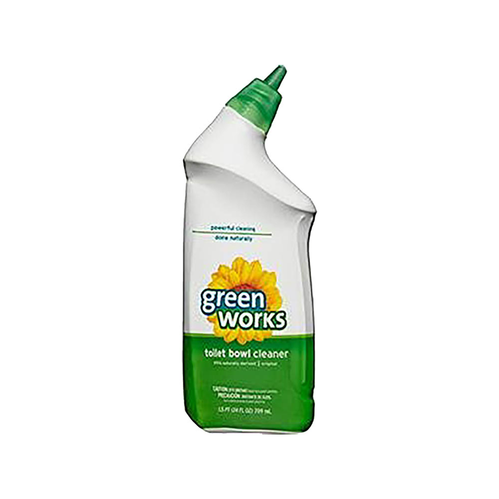 The Clorox Sales Company 24oz Green Works Toilet  Bowl Cleaner 31597
