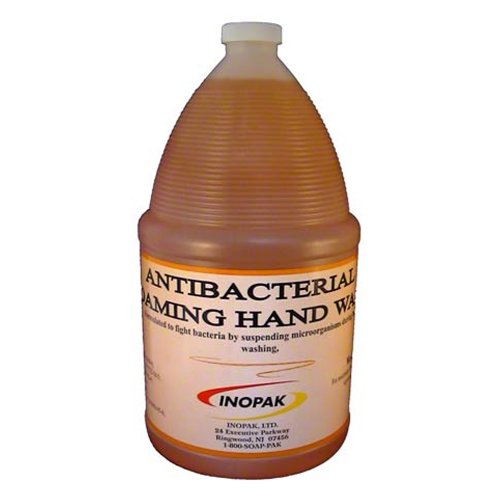Inopak Orange 34oz Antibacterial Foam Wash  5063-420-03