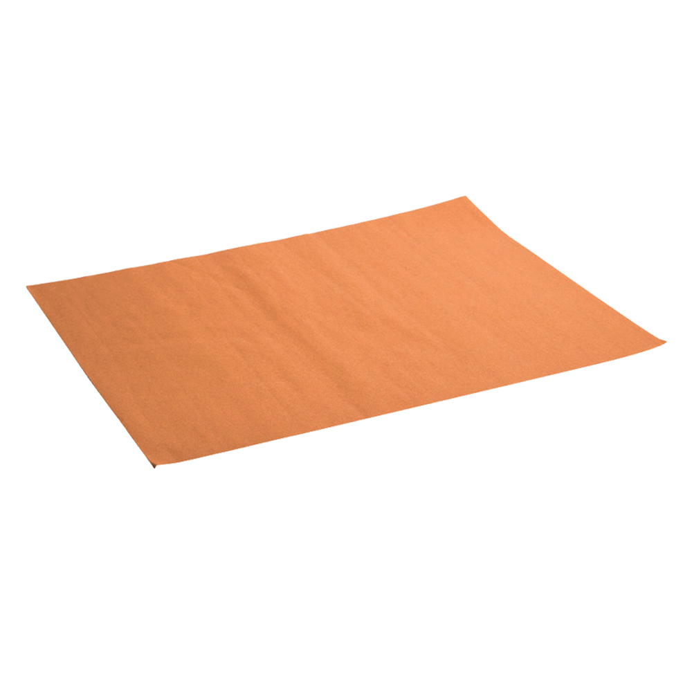 "Gordon Paper Peach 9""x12"" Peach Treat Steak Paper 9X12LTPEACH STK"
