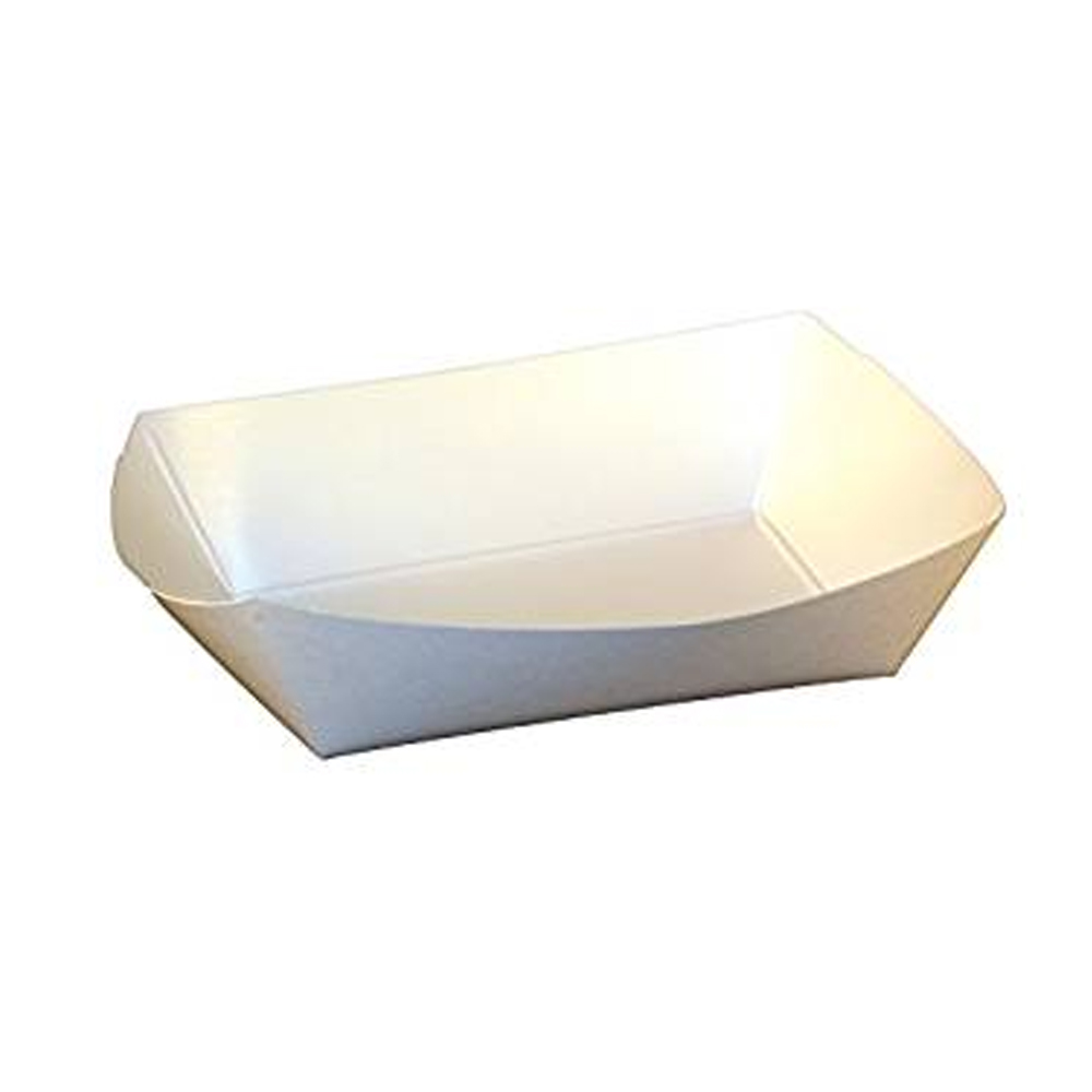 Specialty Quality White #200 Food Tray 9052