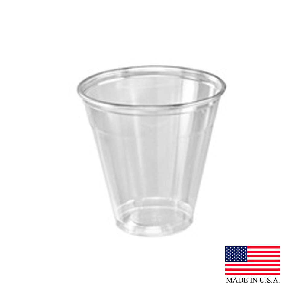 Dart Clear 5oz Plastic Cold Cup 5C