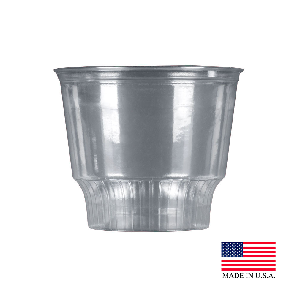 Solo Clear 12oz Poly Sundae Cup SD12
