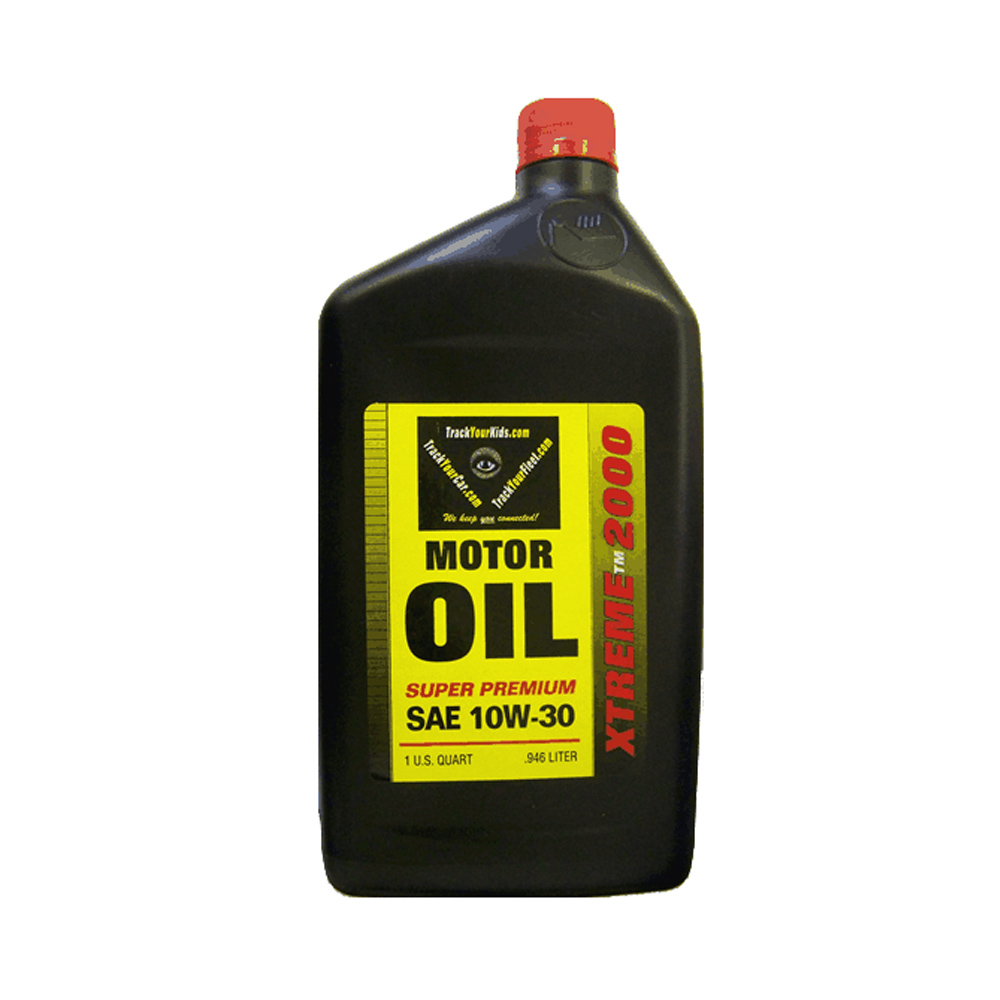 MG Lube & Oil LLC 1 Quart Xtreme 2000 SAE10W-30 Motor Oil Grade 30 MAXI30