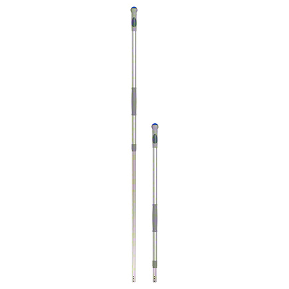 "Filmop USA - Aluminum Telescopic 38""-72"" Handle   With Blue Rubber Tip 0000AM3070UA"