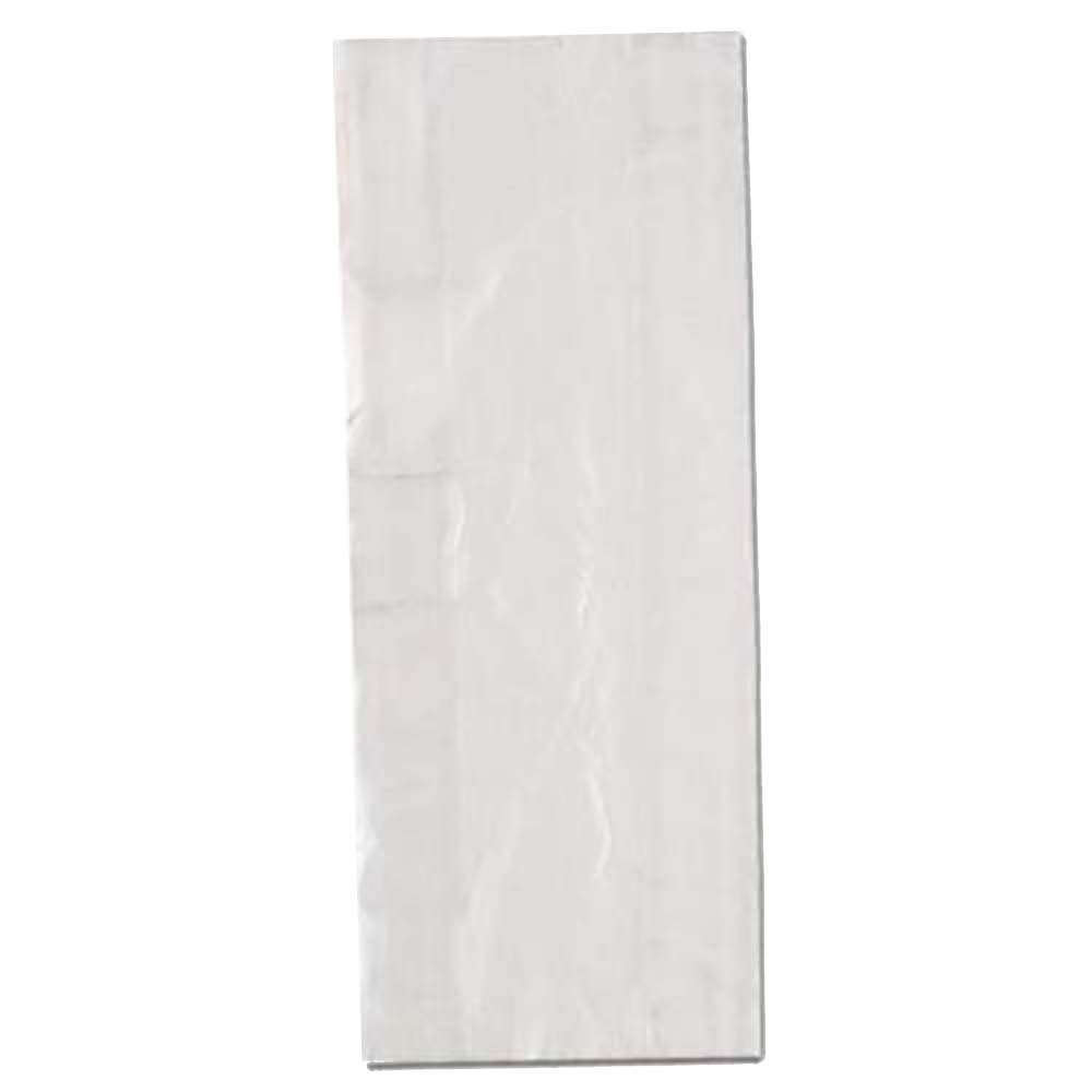 "Elkay Plastics Clear 8""x4""x18"" Freezer Bag 6G084018"