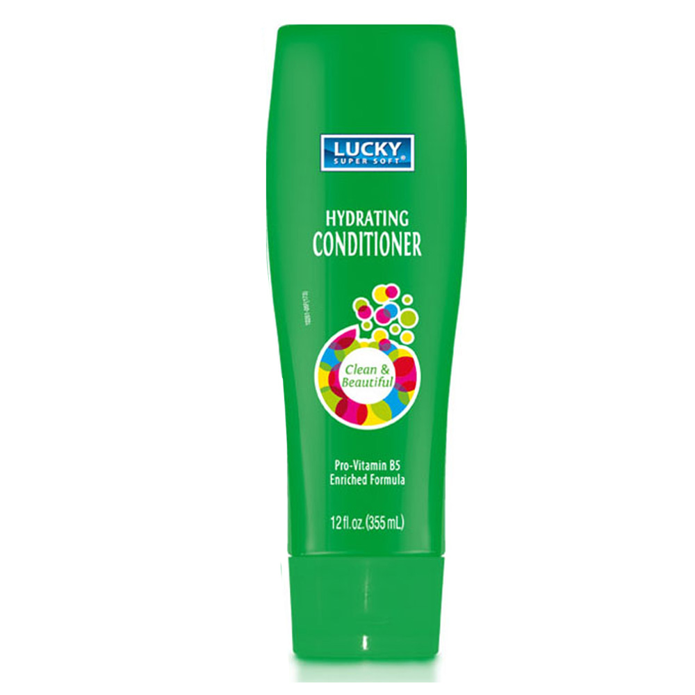 Delta Brands 12oz Lucky Super Soft Hydrating      Conditioner 10261-12