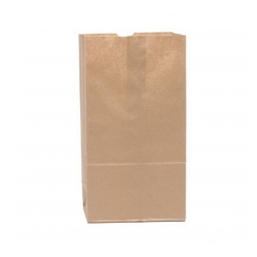 Duro Bag Mfg. - Kraft 16 lb. Paper Husky Bag 70216