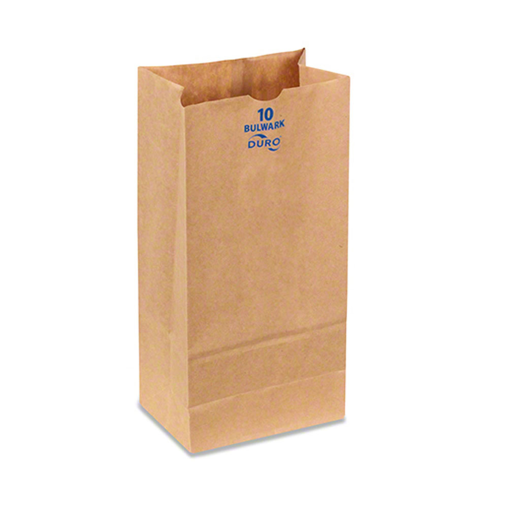 Duro Bag Mfg. - Kraft 10 lb. Paper Bulwark Heavy Bag 71010