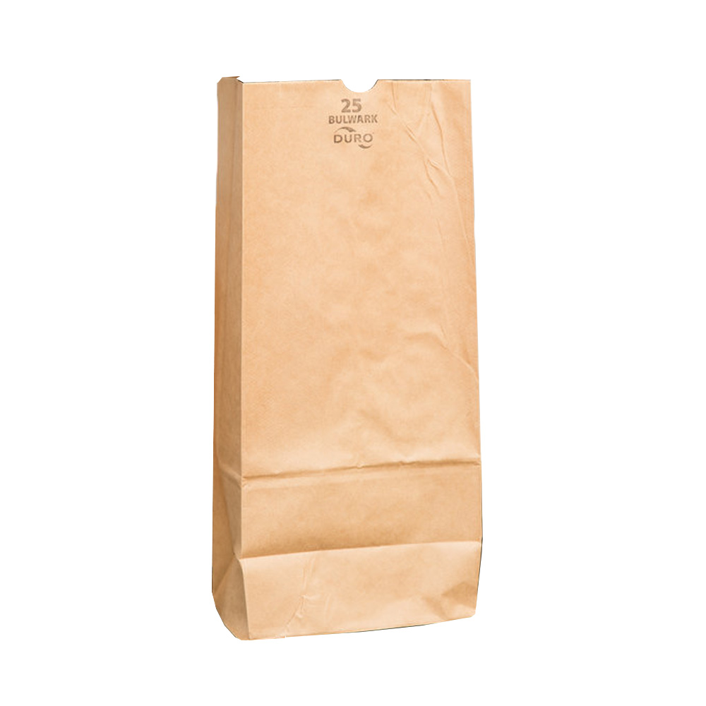 Duro Bag Mfg. - Kraft 25 lb. Paper Bulwark Heavy Bag 71025