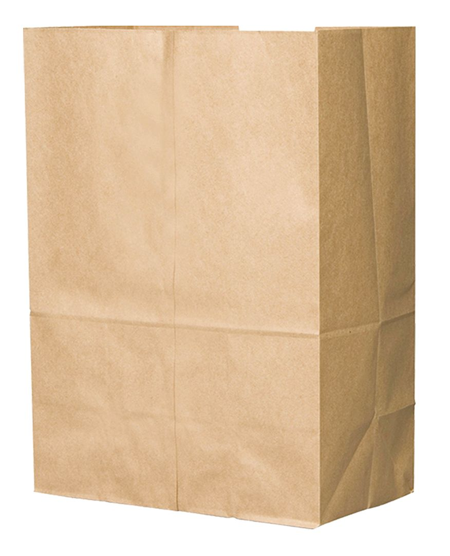 Duro Bag Kraft 76# Grocery Bag 80080