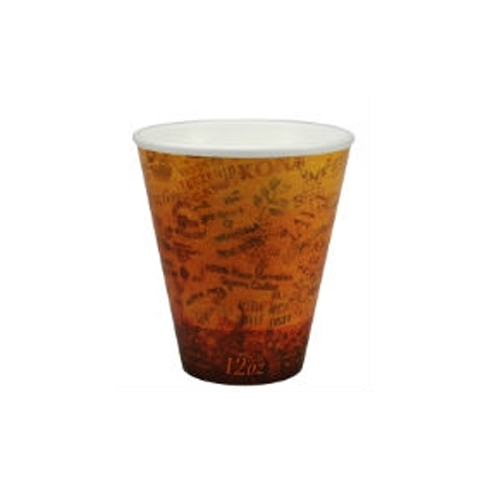 Convenience Packs - Misprint 12 oz. Wrapped Insulated Foam Cup 12U16