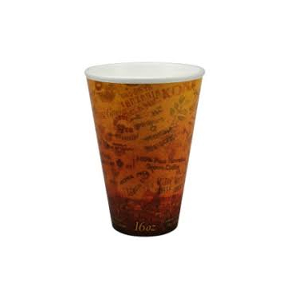 Convenience Packs - Misprint 16 oz. Wrapped Insulated Foam Cup 16U16