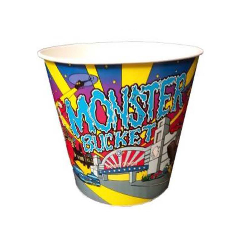 Printed 170 oz. Frankenstein Bucket SFR170