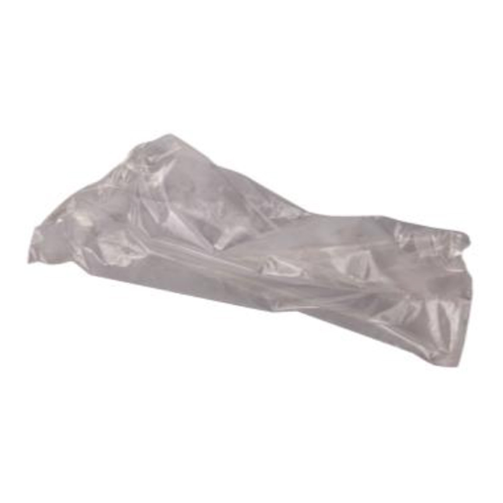 "Clear 5""x3""x15"" .68 Mil Plastic Poly Bag 456305"
