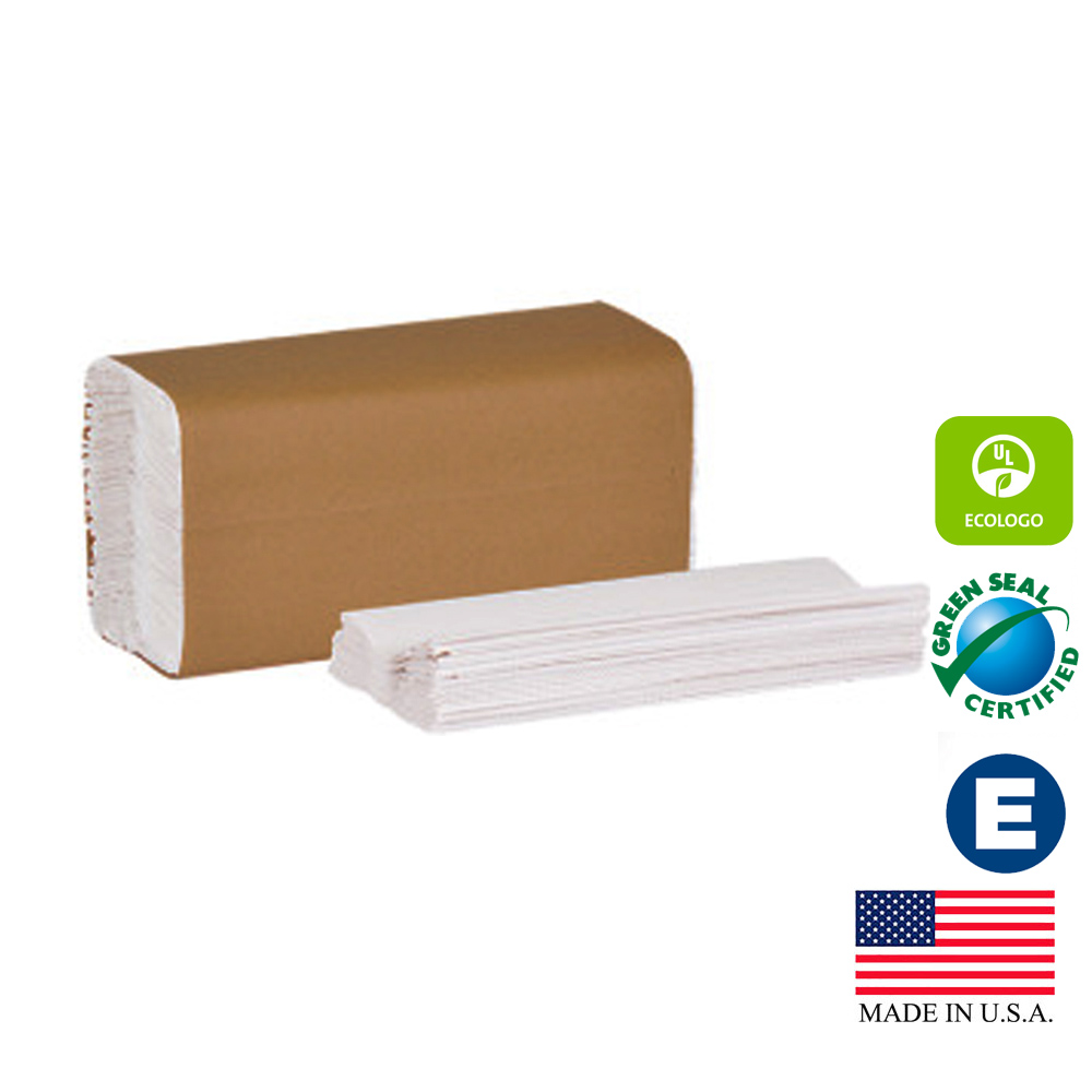 Essity Professional White C-Fold Hand Towel 2400  250630