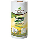 Soundview Paper White 2ply 55 Sheets Marcal Kitchen Roll Towel 03416-01
