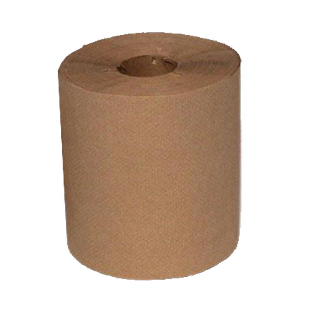 Kraft #600 Hard Wound Roll Towel K20500