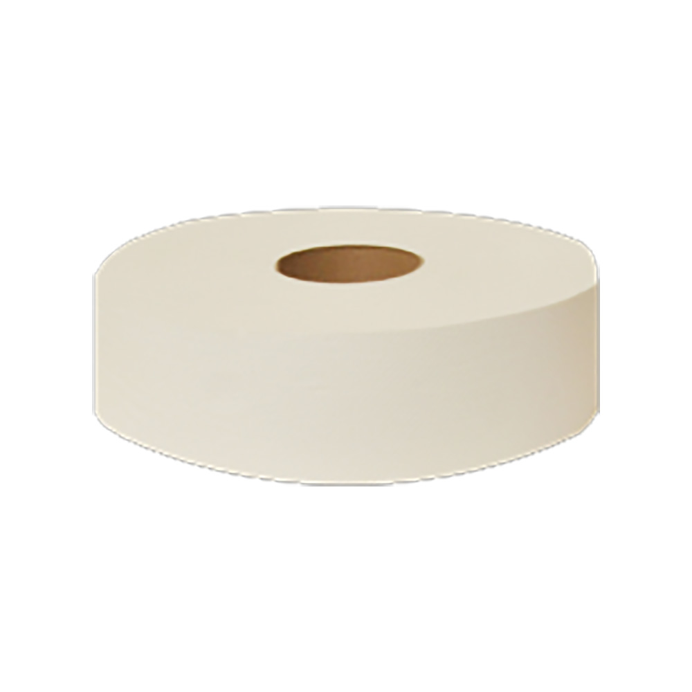 "Nittany Paper Mills Inc. - White 12"" / 1 ply 6 Rolls Junior Roll Bathroom Tissue NP-TT1P12"
