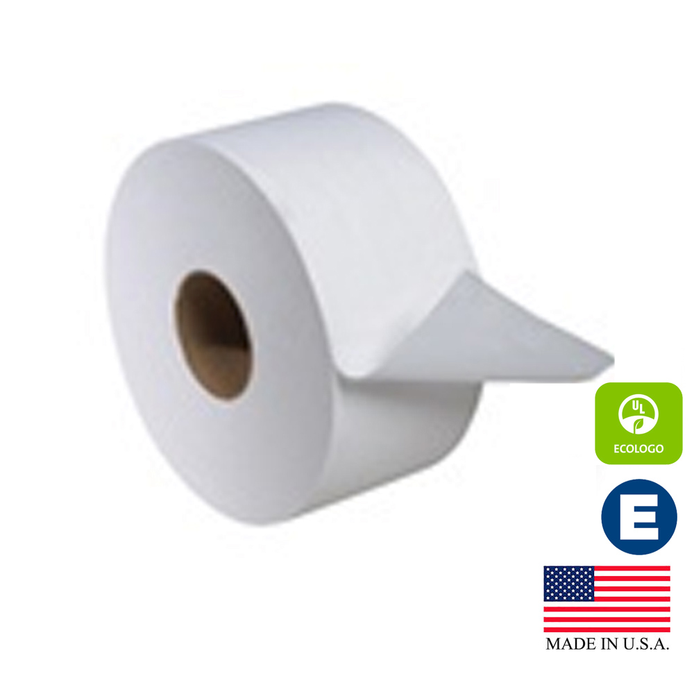 Essity Professional White 2ply Tork Advanced Mini Jumbo Roll Bathroom Tissue 12024402