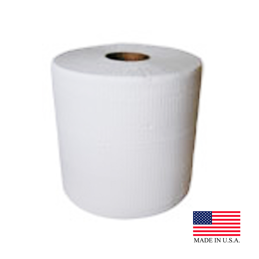 White 2 ply 600 Sheet Center Pull Towel NP-56620