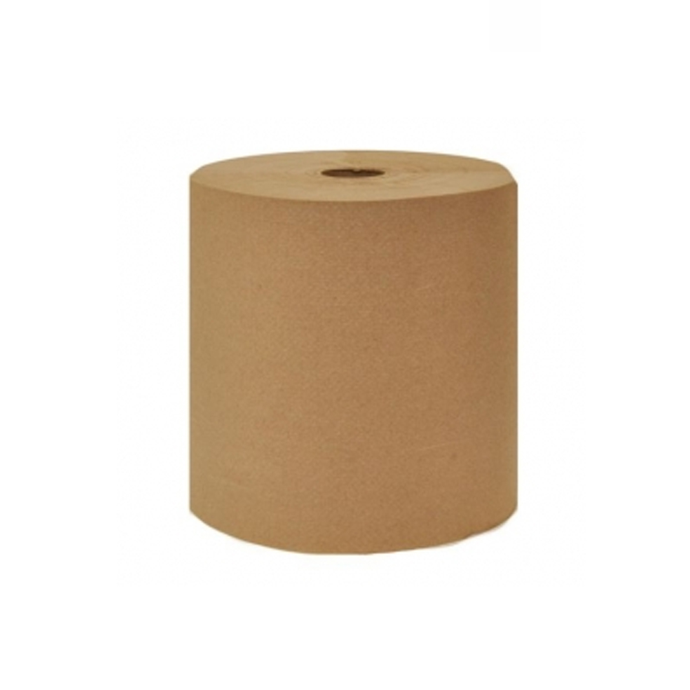 "Nittany Paper Natural 6""X800' Roll Towel NP-6800EN"