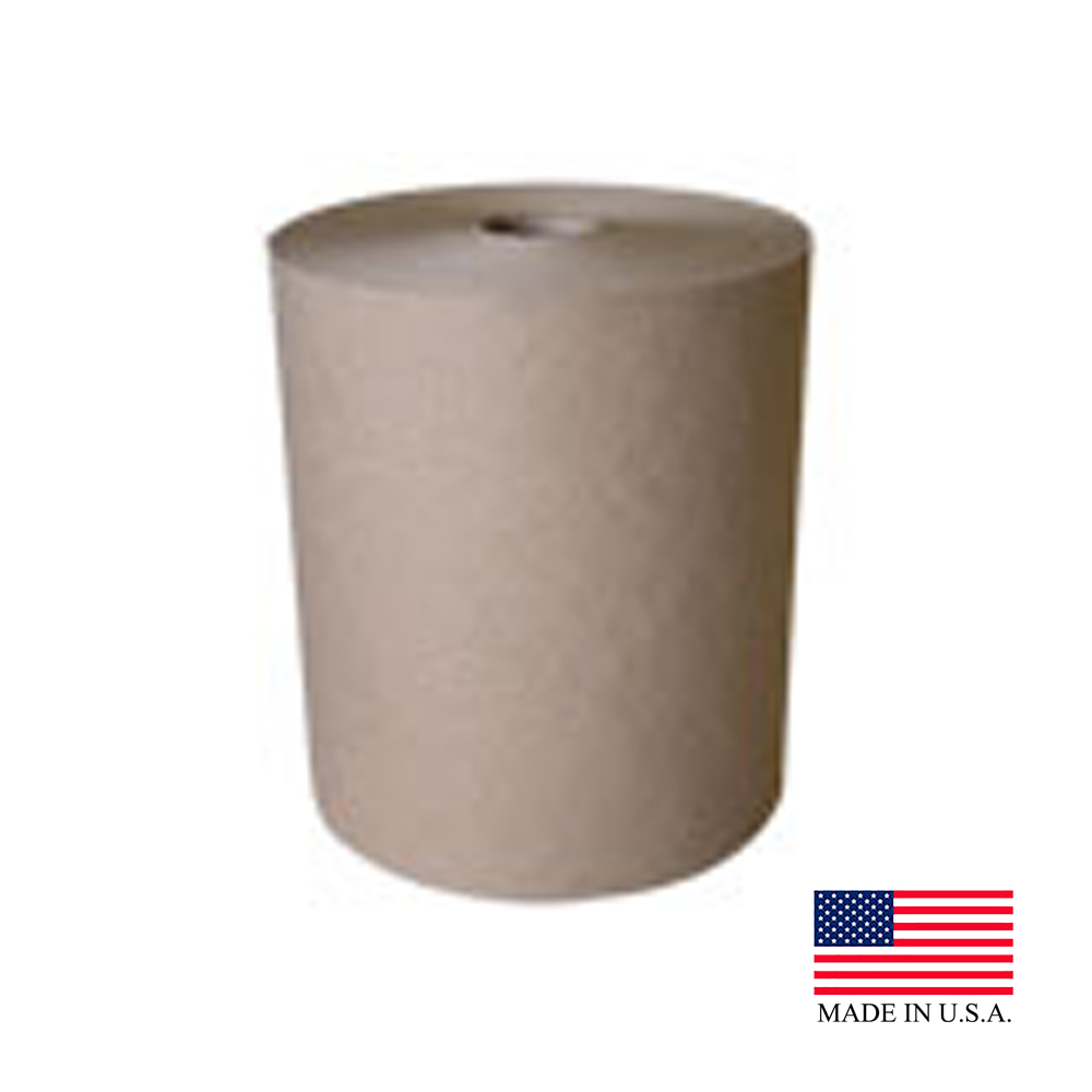 Nittany Paper Natural 800' Roll Towel NP-12800EN
