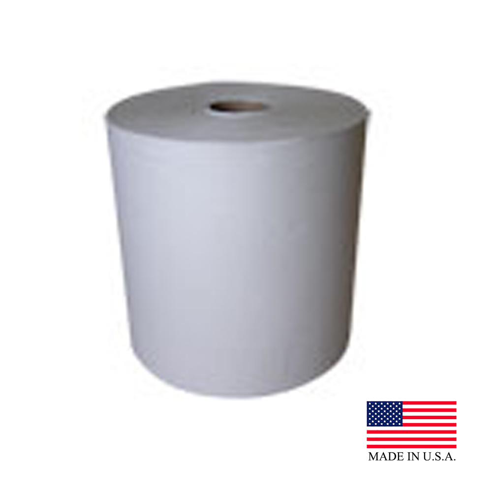 "Nittany Paper White 7.5"" Control Roll Towel NP-6800WC"