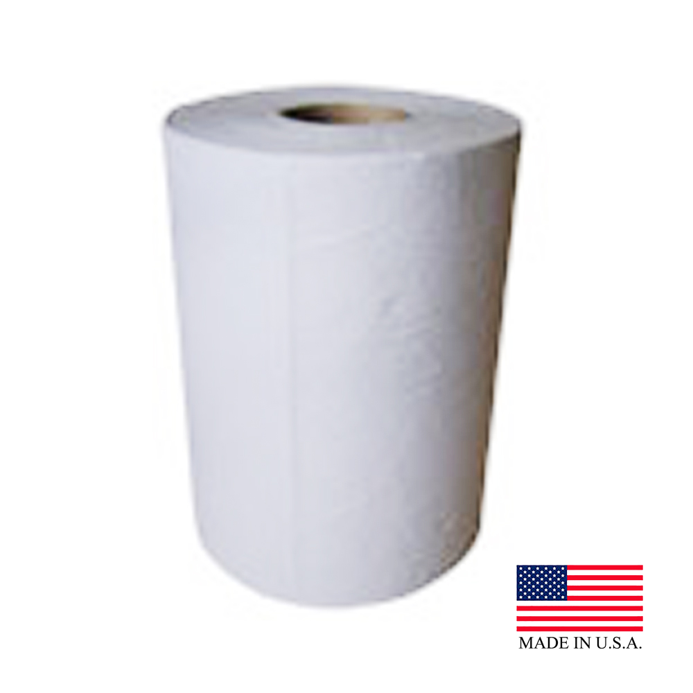 Nittany Paper White Executive Control Roll Towel NP-6800EC