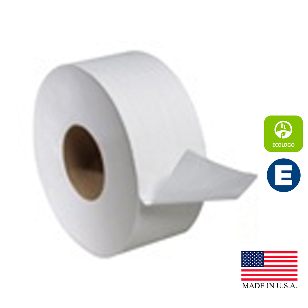 Essity Professional White 2ply 1000' Tork         Universal Jumbo Roll Bathroom Tissue TJ0922A