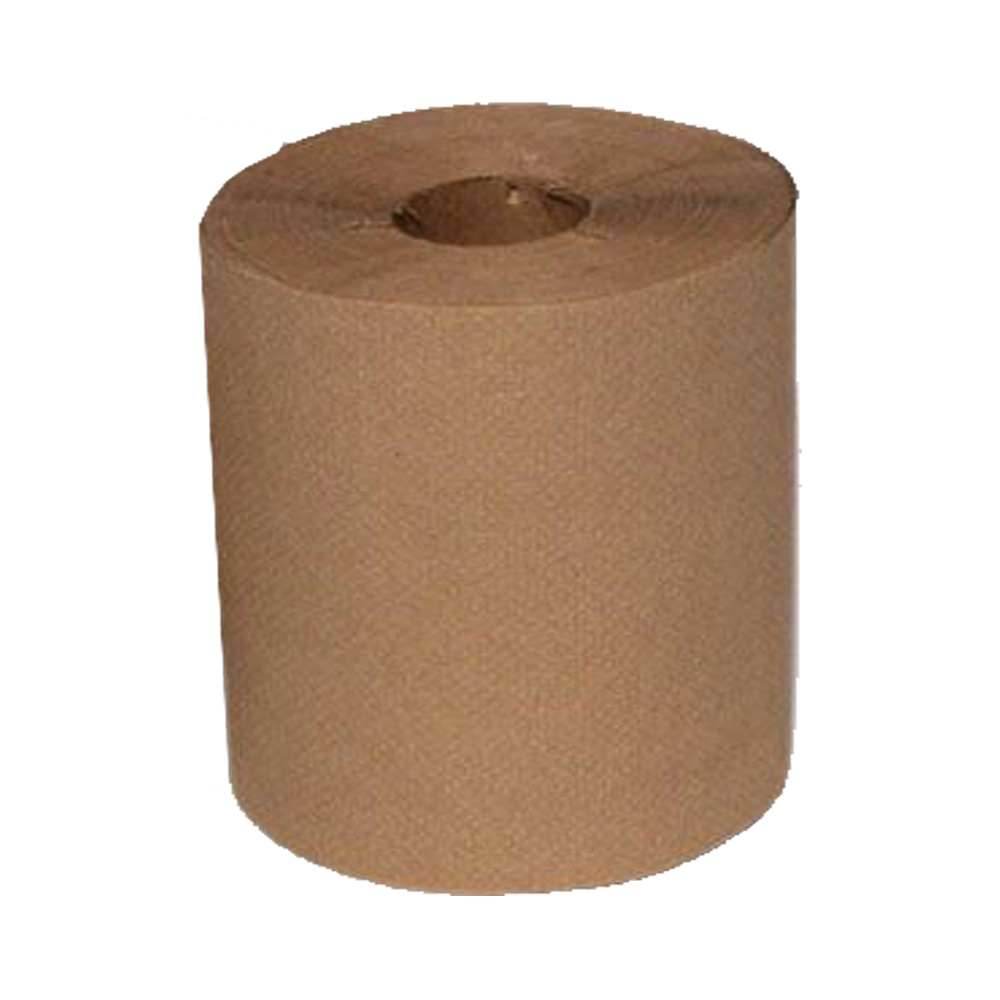 Kraft #800 Hard Wound Roll Towel K20700