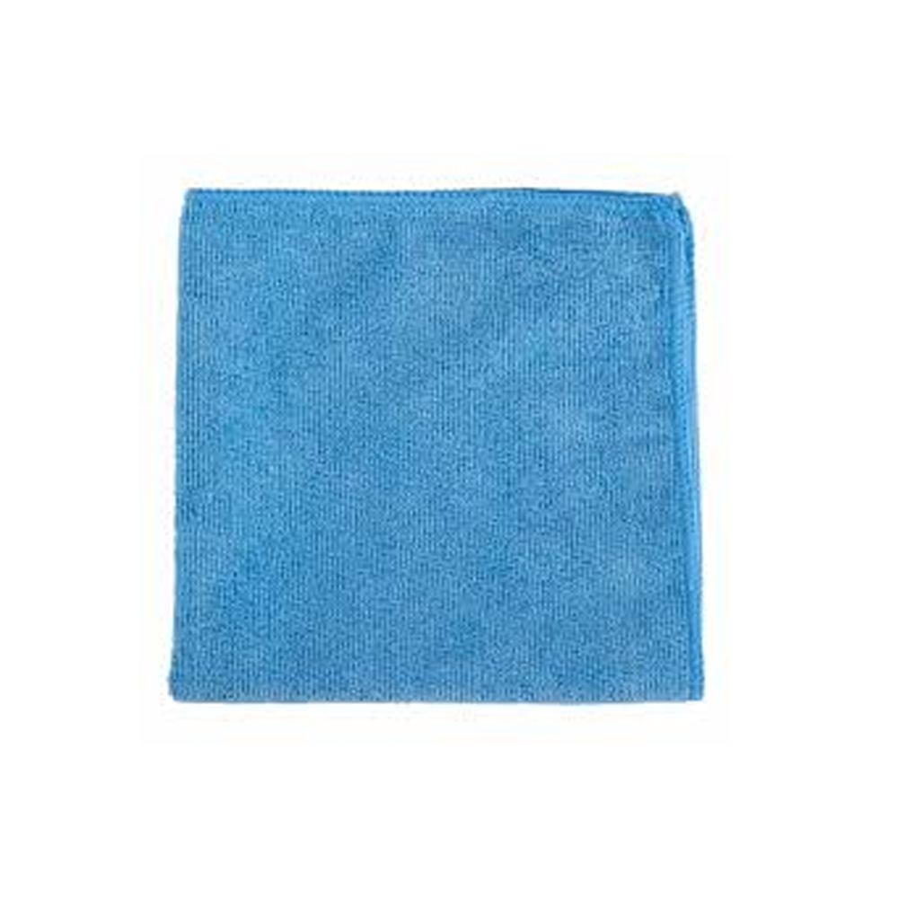 "Filmop USA Blue 16""x16"" Microfiber Cloth          B0052-200"
