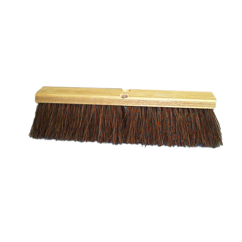 "Culicover & Shapiro Inc. - Brown 24"" Garage Floor Broom 180-24"