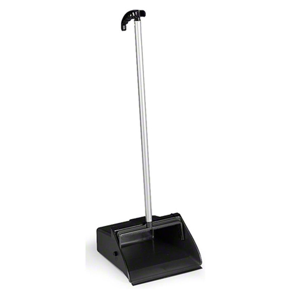 "Filmop USA Black 10.5"" Upright Dustpan Without    Cover 000010104H"