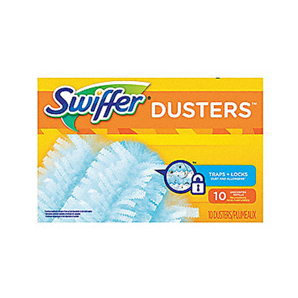 Procter & Gamble - Swiffer  Dusters 10 Count Unscented Refills 21459