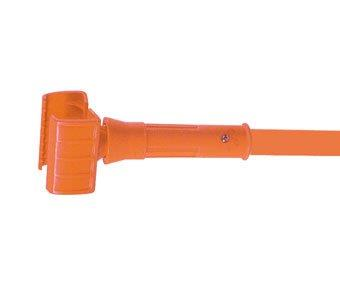 "Impact Products Inc. - Tymsaver II Orange 60""     Plastic Clamp Head Mop Handle WH60"