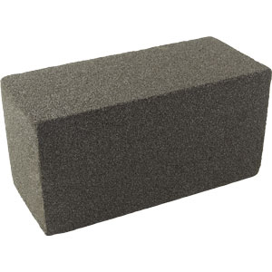 "Scrubble/ACS Ind. - 4""x4""x8"" Rectangular Griddle Brick GB12"