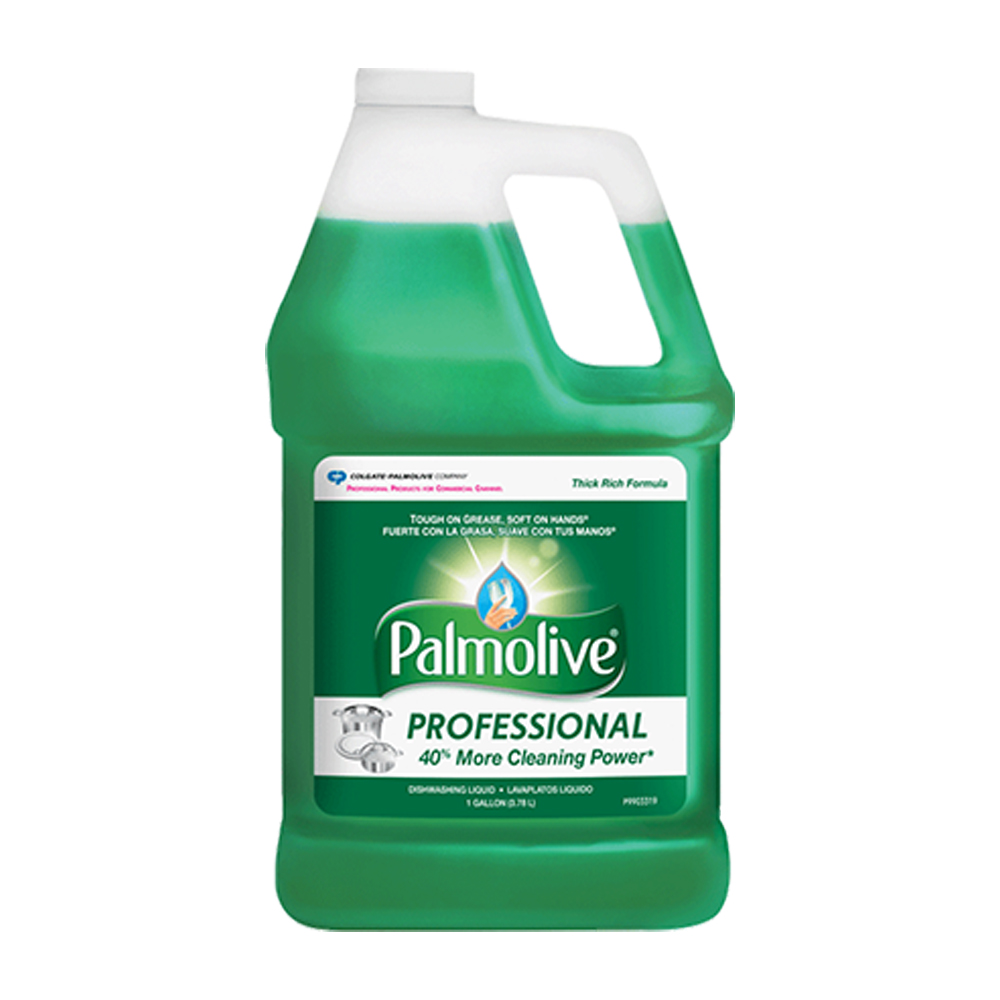 Colgate/Palmolive Green 1 Gallon Ultra Palmolive  Manual Dishwashing Liquid 04915