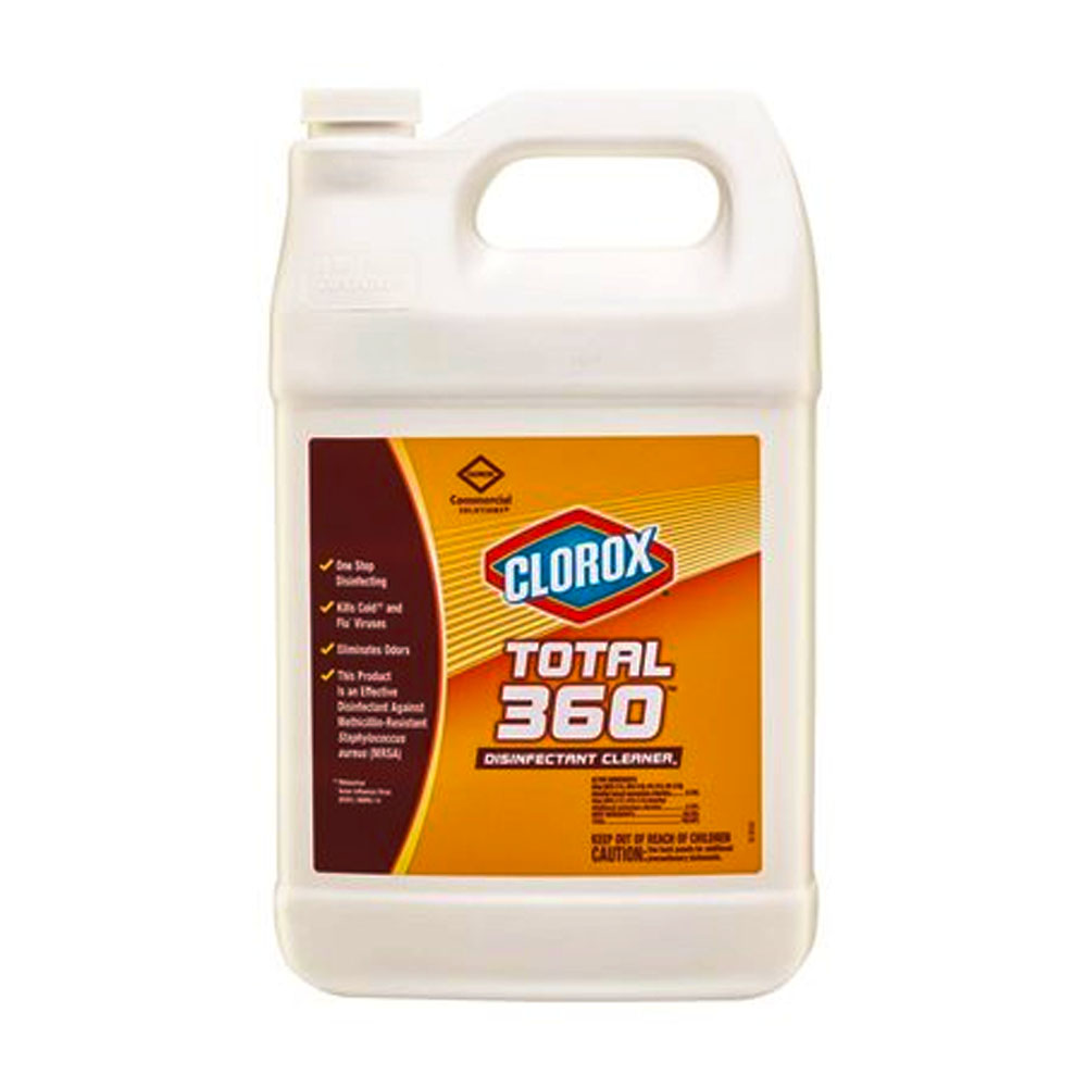 The Clorox Company - Clorox  1 Gallon Total 360   Disinfectant Cleaner 31650