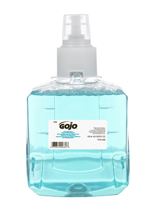 Gojo Blue 1200ml Pomeberry Foaming Hand Soap 1916-02