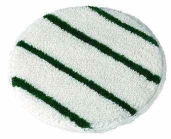 "Netcare White 17"" Queen Carpet Bonnet With        Stripes N007017"