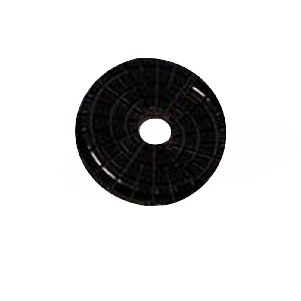 "National Chemical Black 3"" Luminaire Diamond Disc 2306"