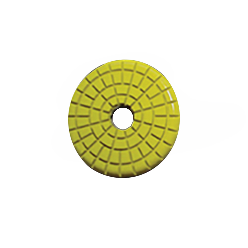 "National Chemical Yellow 3"" Luminaire Diamond Disc 2308"