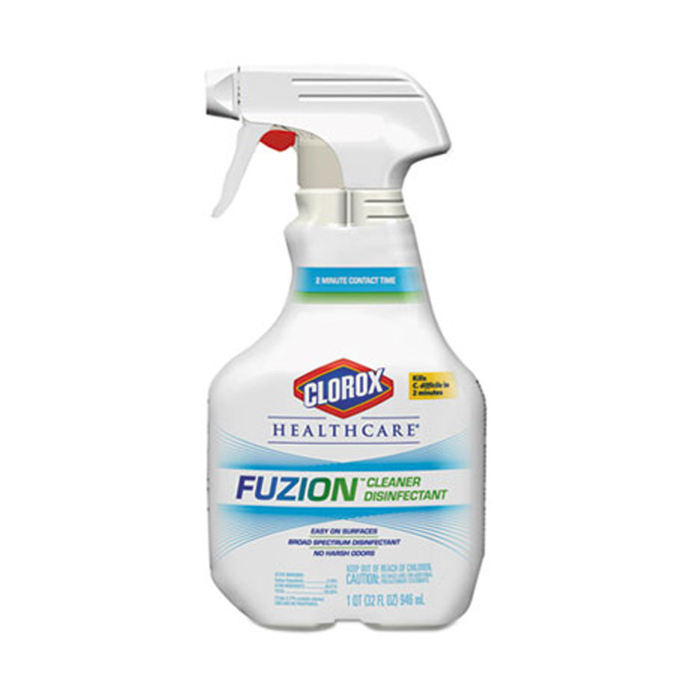 The Clorox Sales Company Healthcare Fuzion CleanerDisinfectant 31478