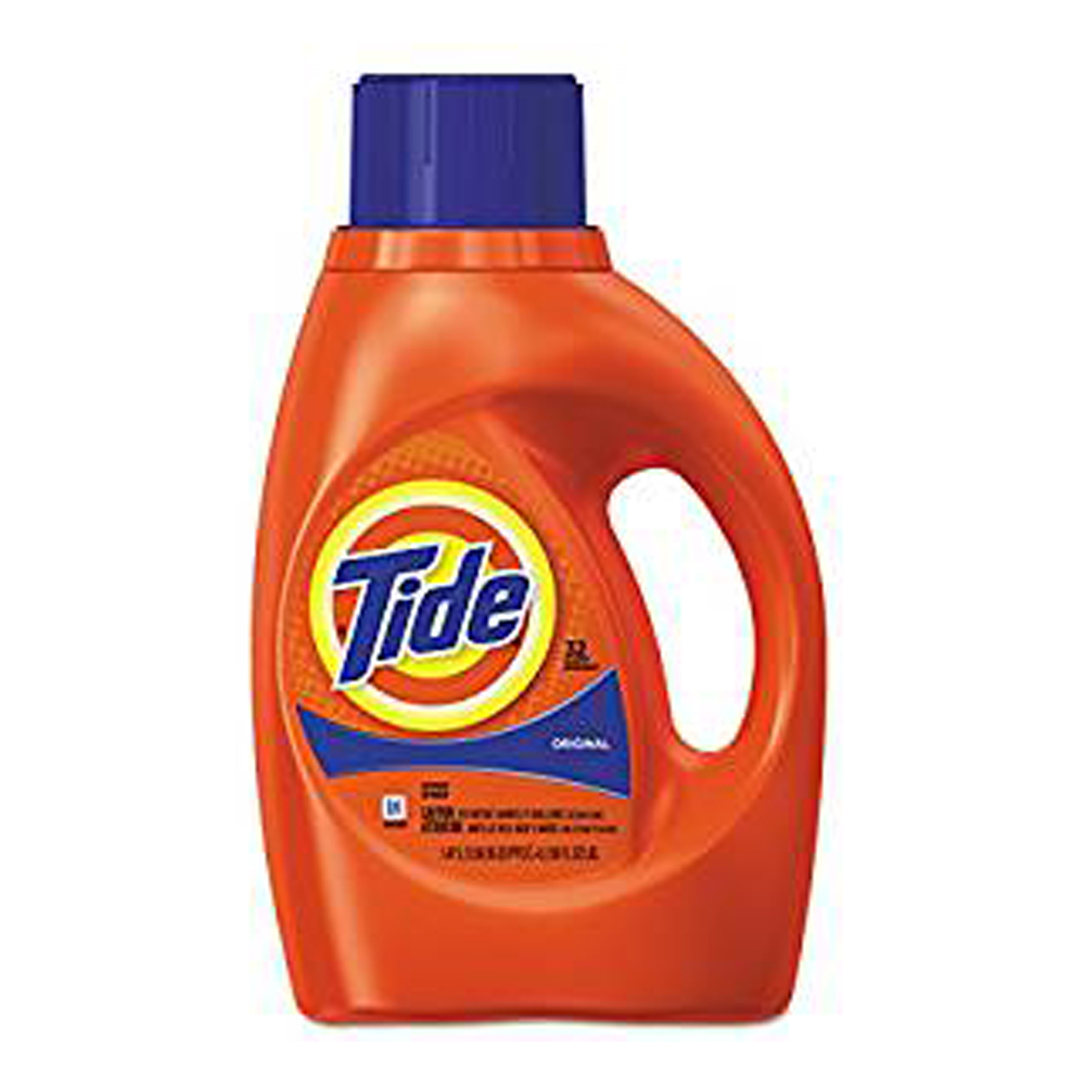 Procter & Gamble -  Tide 50 oz. Ultra  2x Liquid Laundry Detergent 13878
