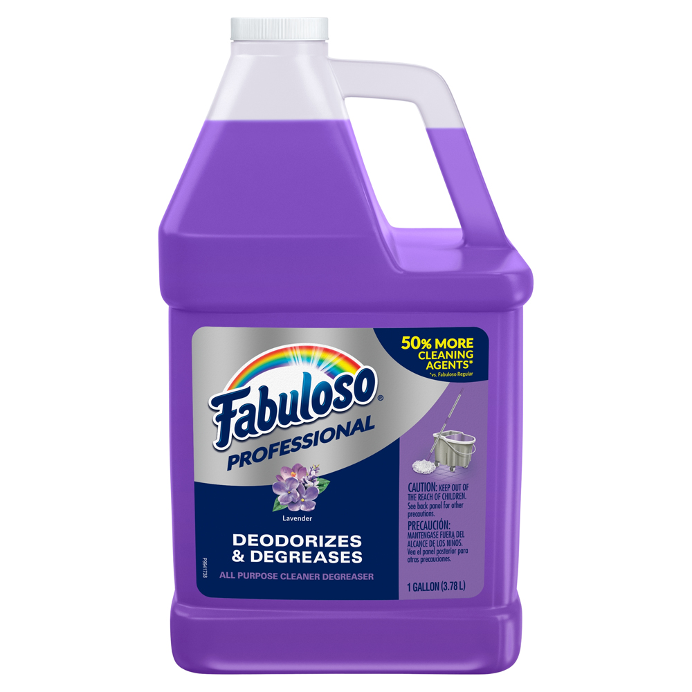 Colgate/Palmolive Lavender 1 gallon Fabuloso All  Purpose Cleaner 04307