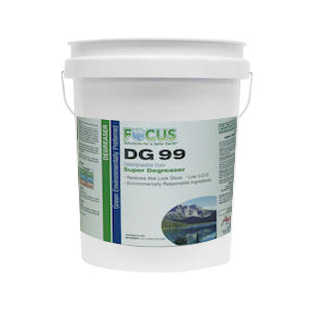 Amer. Cleaning 5 gallon Focus Super Degreaser     (Variety of Surfaces)  4512